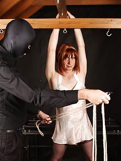 Shemale BDSM Pics